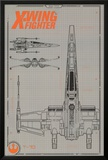 Collector - Star Wars - X-Wing Posters