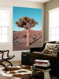 Joshua Tree Wall Mural by  NaxArt