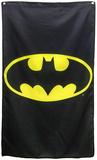 DC Comics- Batman Logo Banner Print
