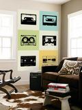 Mix Tape Poster Veggmaleri av  NaxArt