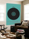 Music Is An Outburst Of The Soul Poster géant par  NaxArt