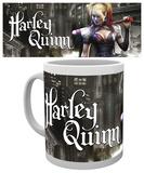 Batman Arkham Knight Harley Quinn Mug Taza