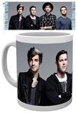 All Time Low Band Mug Mug