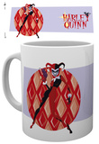 DC Comics Harley Quinn Gotham Girls Mug Taza