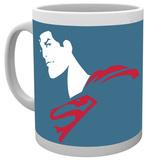 DC Comics Simple Superman Mug Taza