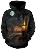 Hoodie: The Witching Hour Pullover con cappuccio