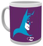 DC Comics Simple Batman Mug Taza