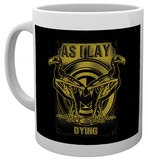 As I Lay Dying Vulture Mug Taza
