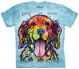 Dog Is Love T-Shirts