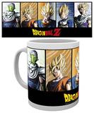 Dragonball Z Moody Mug Taza