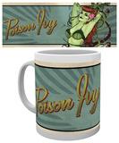 DC Comics Poison Ivy Bombshells Mug Taza