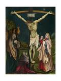 The Small Crucifixion, c.1511-20 Giclée-tryk af Matthias Grunewald