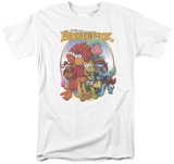 Fraggle Rock- Group Hug T-shirts