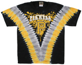 Youth: MLB- PiratesThrowback V-Dye Tシャツ