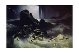 The Deluge Giclee Print by Francis Danby