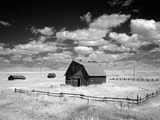 Barn, Rural Montana Photo by Carol Highsmith