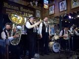 Dixieland Jazz Band Photo by Carol Highsmith