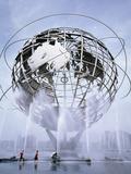 Unisphere at the 1964 World's Fair Photo by Carol Highsmith
