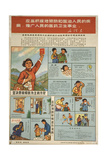 Mao on Treating Respiratory Infections Posters