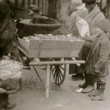 Selling Oranges Photo by Lewis Wickes Hine