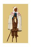 Stiled Citizen of Guyenne Affiche par Elizabeth Whitney Moffat