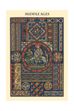 Ornament-Middle Ages Prints by  Racinet