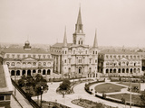 Jackson Square, New Orleans, La. Photo