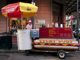 Lucky Dog Hot Dog Stand Photo by Carol Highsmith