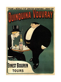 Quinquina Vouvray Posters by Maurice Biais