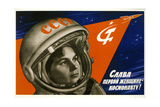 Long Live the First Woman Astronaut Posters