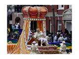 Parade King Mardi Gras Posters by Carol Highsmith