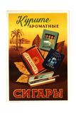 Aromatic Cigars Plakater