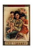 Nanyang Brothers Tobacco Company Plakater