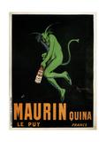 Maurin Quina Posters av Leonetto Cappiello