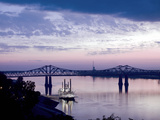 Mississippi River in Natchez, Mississippi Photo by Carol Highsmith