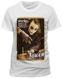 The Dark Knight - Joker Magic Trick Shirt