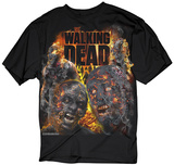 The Walking Dead- Fire Roasted Walkers T-Shirt