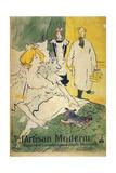L'Artisan Moderne (1895) Láminas por Henri de Toulouse-Lautrec