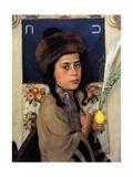 Sukkoth Posters af Isidor Kaufmann