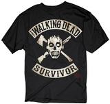 The Walking Dead- Survivor T-Shirts