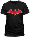 Batman- Red Bat Logo T-Shirts