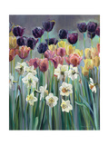 Field of Tulips Prints by Marilyn Hageman