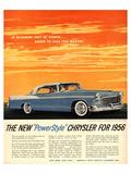 1956 Chrysler Newport Affiches