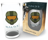 Halo 5 Mask 500 ml Glass Gadget