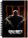 Call Of Duty Black Ops 3 A5 Notebook Notatbok
