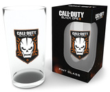 Call Of Duty Logo 500 ml Glass Novelty