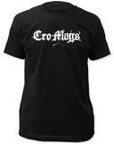 Cro-Mags- White Logo T-Shirts