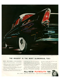 1955 Plymouth - Most Glamorous Posters
