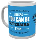 Superman Be Yourself Mug Krus