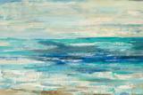 Shimmering Sea Kunstdrucke von Silvia Vassileva